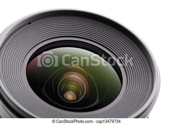 Camera lens - csp13479734