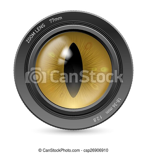 Camera  lens - csp26906910