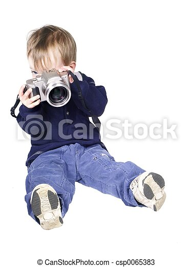 camera man - csp0065383