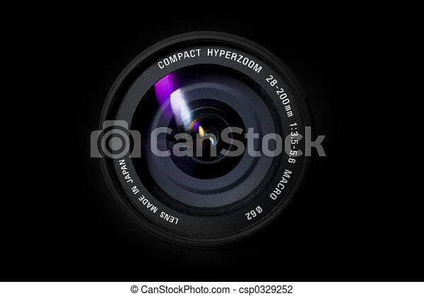 Camera Zoom Lens - csp0329252