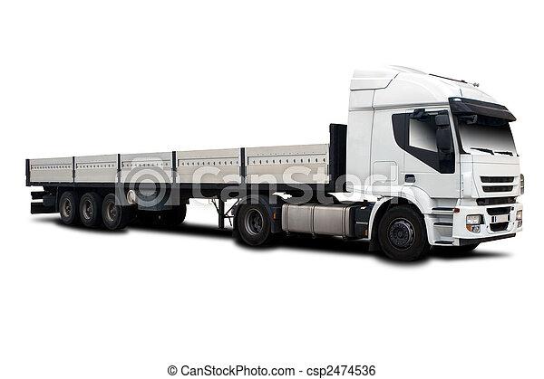 Camión - csp2474536