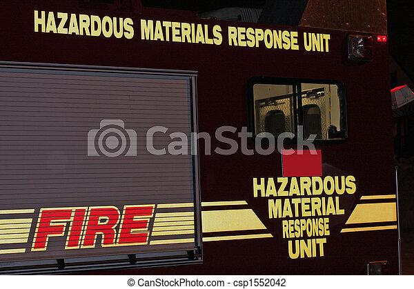 camión, respuesta, emergencia - csp1552042