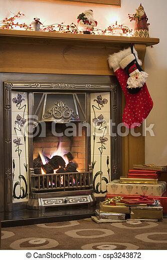 Immagini Natale Vittoriano.Caminetto Natale Pronto Stile Caminetto Vittoriano Natale