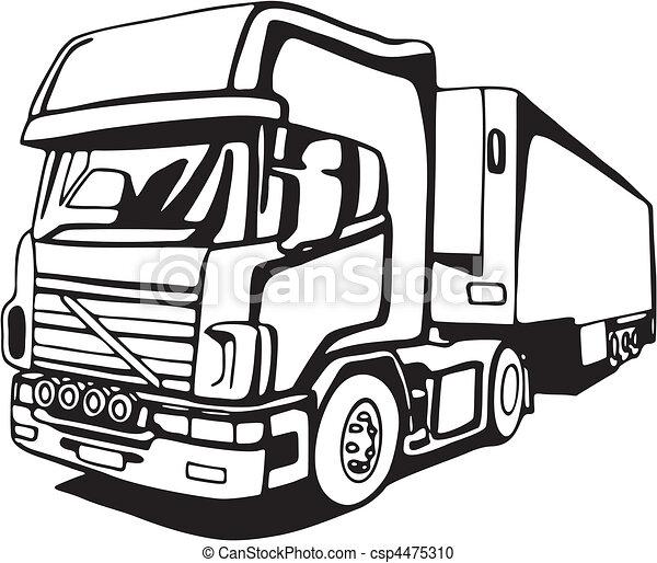 caminhão - csp4475310