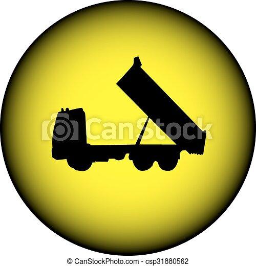 camion - csp31880562