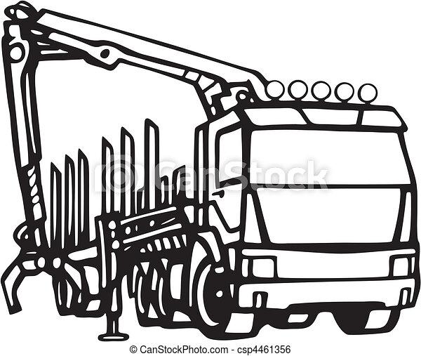 camion - csp4461356