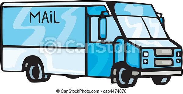 camion - csp4474876