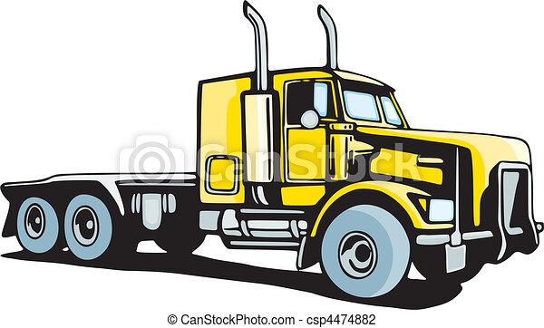 camion - csp4474882