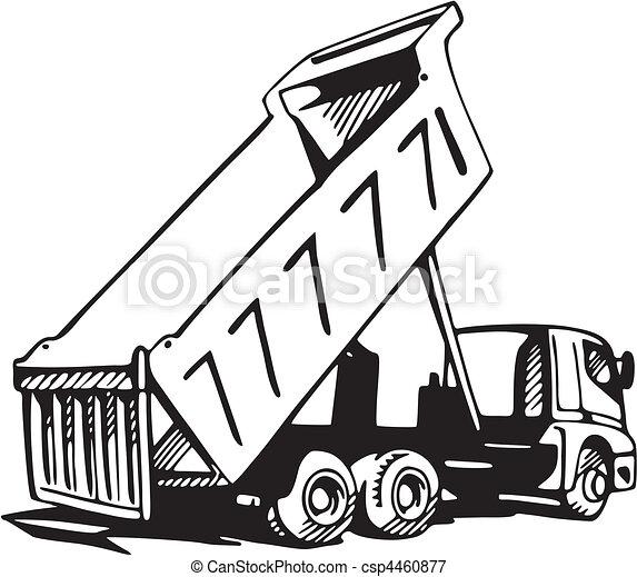 camion - csp4460877
