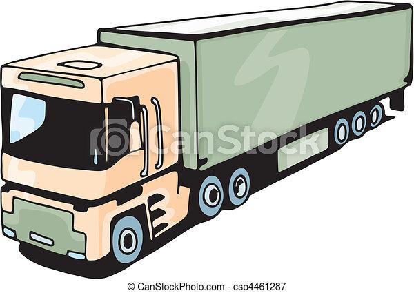 camion - csp4461287