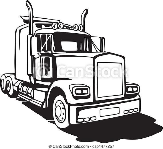 camion - csp4477257