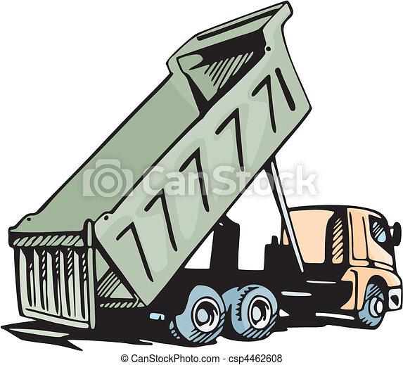camion - csp4462608