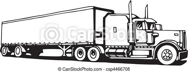 camion - csp4466708
