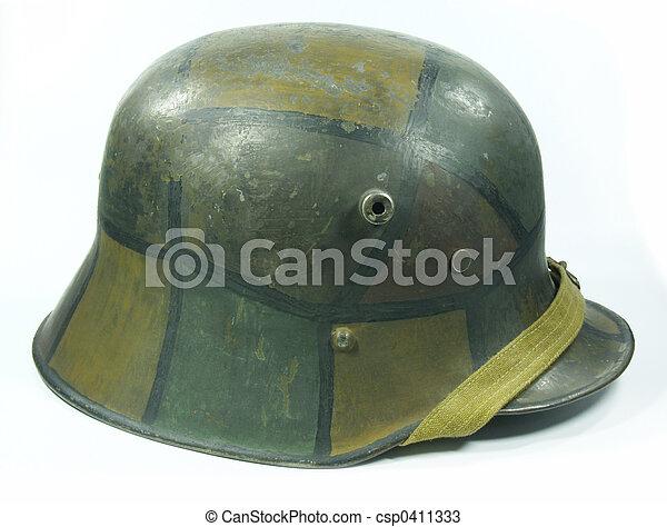 Camo Helmet - csp0411333