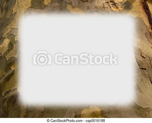 Camouflage Border - csp0016188