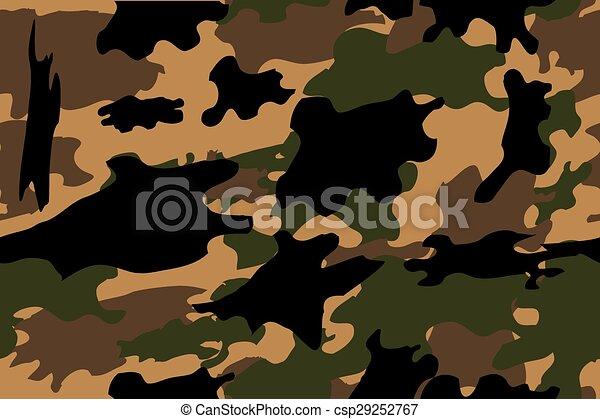 Camouflage - csp29252767