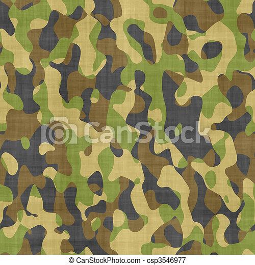 camouflage cloth - csp3546977