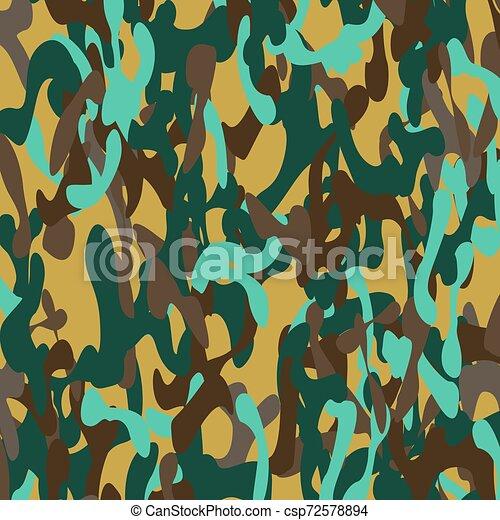 camouflage - csp72578894