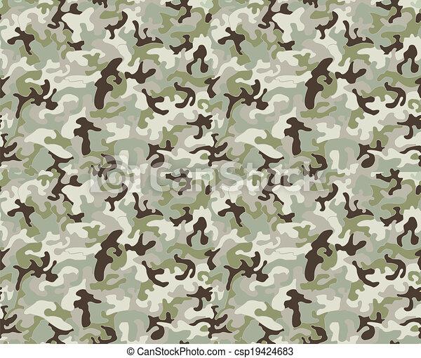 Camouflage - csp19424683