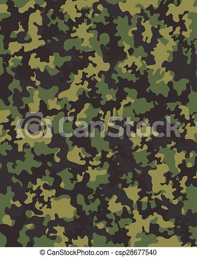 camouflage - csp28677540