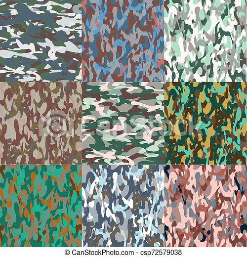 camouflage - csp72579038