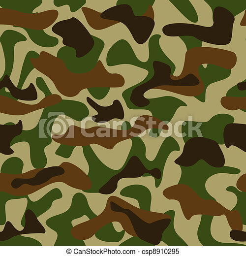 camouflage pattern seamless camouflage pattern green and brown colors rh canstockphoto com camouflage letters clip art camouflage pattern clipart