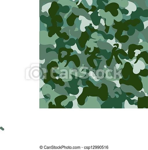 camouflage - csp12990516