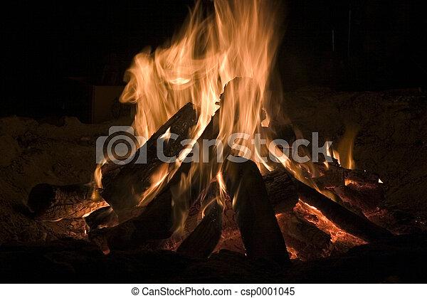 Camp Fire - csp0001045