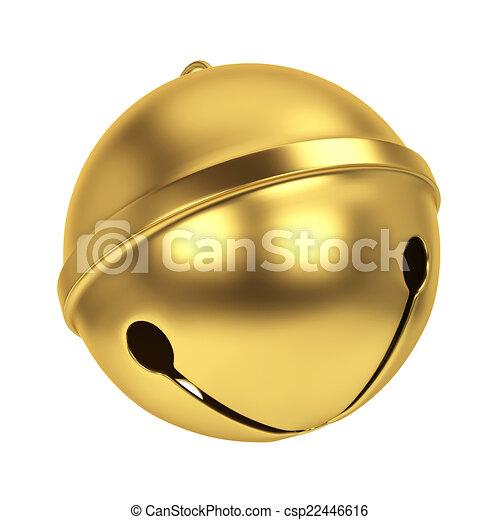 Jingle Bell - csp22446616