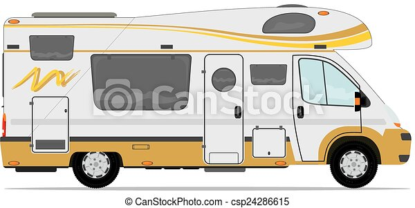 Camper Modern Van