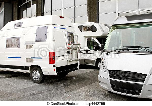Campers - csp4442759