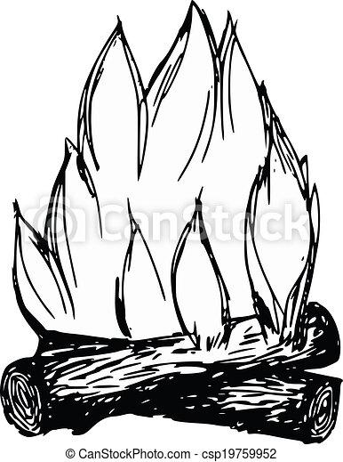 campfire - csp19759952