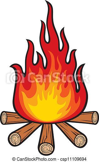 campfire - csp11109694
