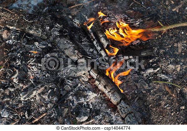 campfire - csp14044774