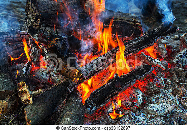 Campfire - csp33132897