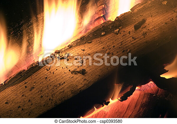 Campfire - csp0393580