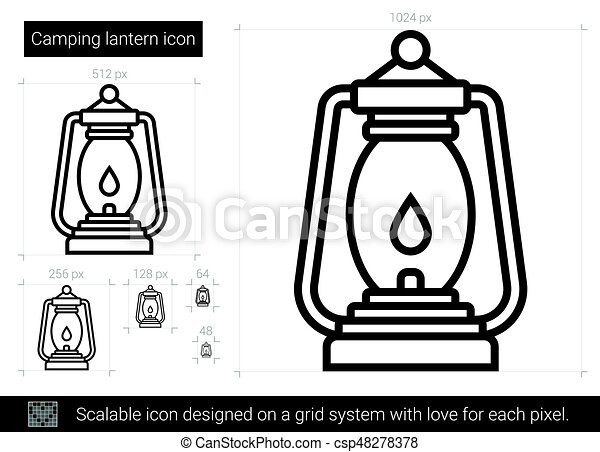 Camping Lantern Vector Clip Art Illustrations 2043 Clipart EPS Drawings Available To Search From Thousands Of Royalty Free