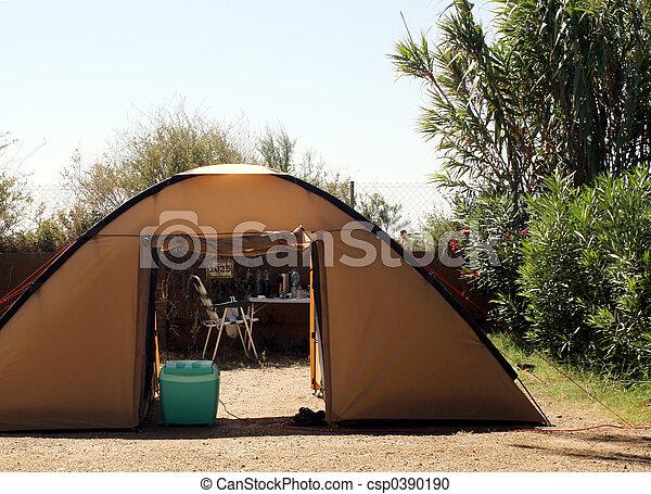 camping lifestyle - csp0390190