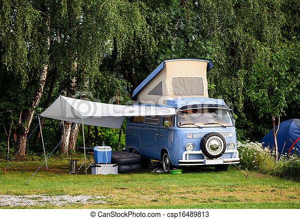 Camping - csp16489813