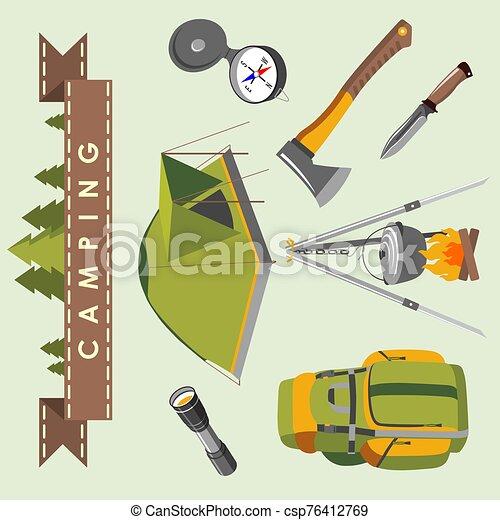 Camping set - csp76412769