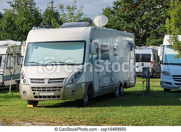 Camping - csp16489950