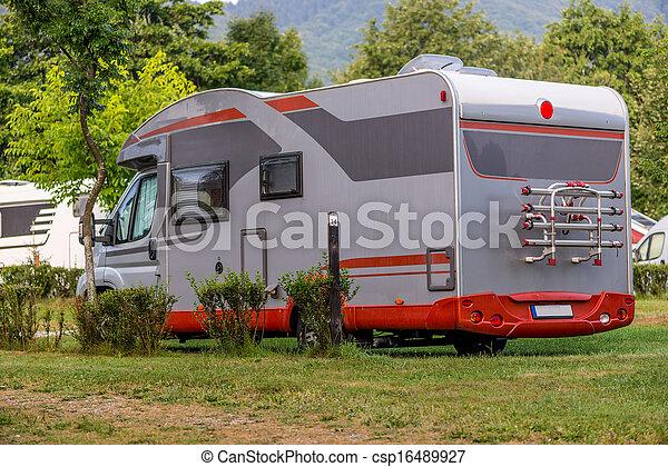 Camping - csp16489927