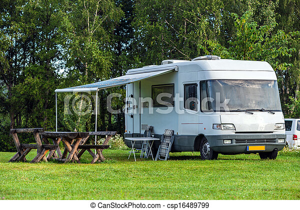 Camping - csp16489799