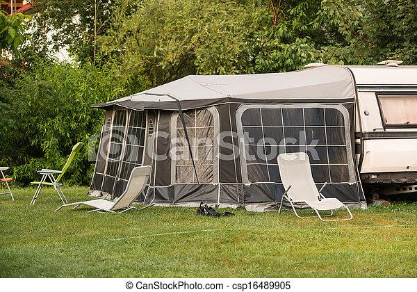 Camping - csp16489905