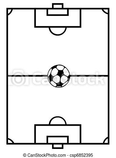 campo, calcio - csp6852395