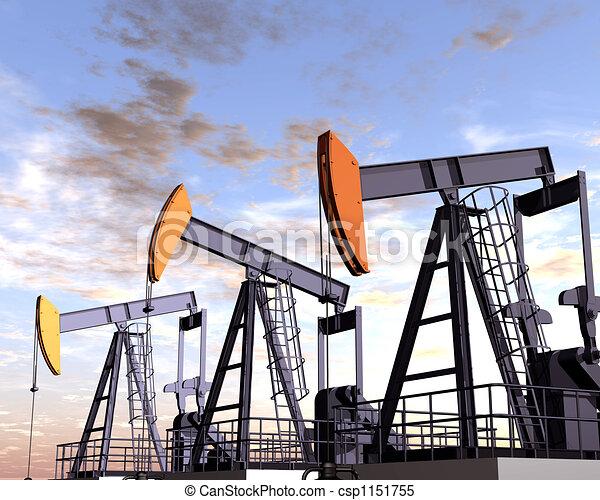campo, olio - csp1151755