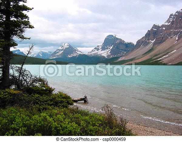 Mountain Lake - csp0000459