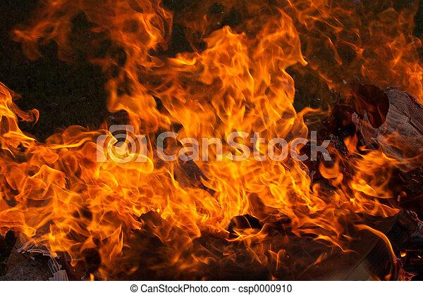 Fire blaze - csp0000910