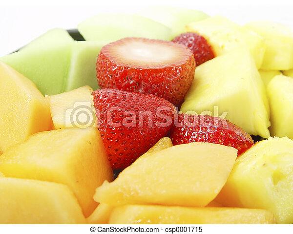 フルーツ 大皿 - csp0001715