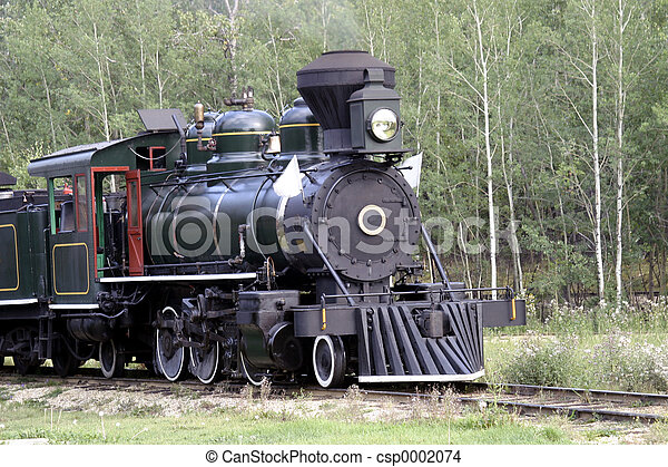 Train on Track - csp0002074